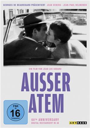 Ausser Atem (1960) (Digital Restauriert, 60th Anniversary Edition)