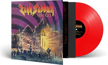 Zakk Sabbath (Zakk Wylde) - Vertigo (Gatefold, Limited Edition, Red Vinyl, LP)