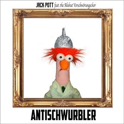 Jack Pott - Antischwurbler (Limited Edition, LP)