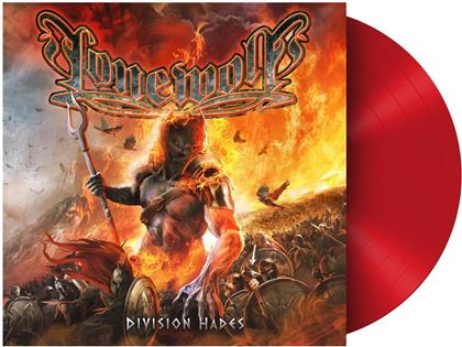 Lonewolf - Division Hades (Limited Edition, Red Vinyl, LP)