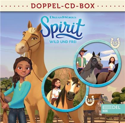 Spirit (Kids) - Spirit-Doppel-Box (15+16) (2 CDs)