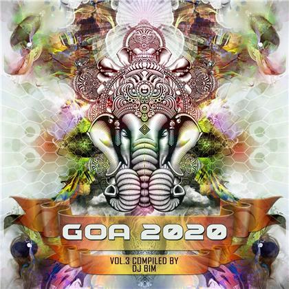Goa 2020 Vol. 3 (2 CDs)