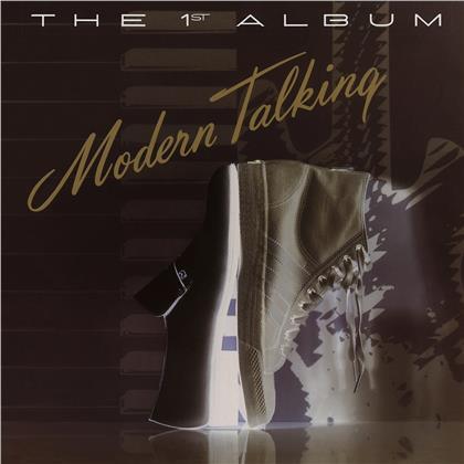 Modern Talking - --- (1st Album) (2020 Reissue, Music On Vinyl, 35th Anniversary Edition, Limited Edition, White Vinyl, LP)