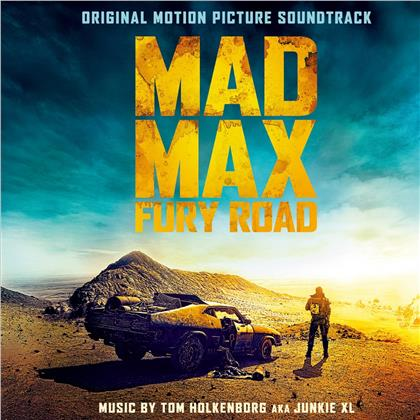 Tom Holkenborg (Junkie XL) - Mad Max: Fury Road - OST (2020 Reissue, Music On Vinyl, at the movies, Limited Edition, Colored, 2 LPs)
