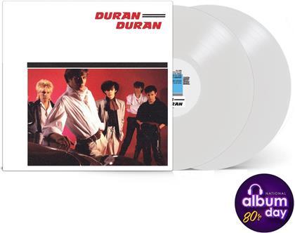 Duran Duran - --- (2020 Reissue, White Vinyl, 2 LPs)