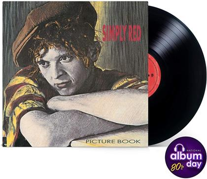 Simply Red - Picture Book (2020 Reissue, LP)