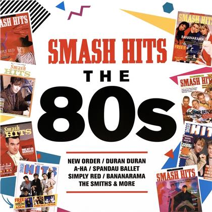 Smash Hits The 80s (Red Vinyl, 2 LPs)