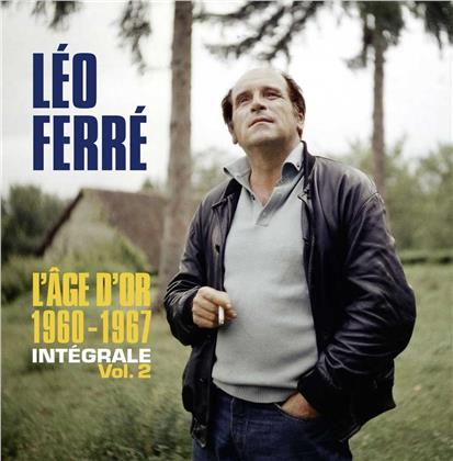 Leo Ferre - Coffret 1960 - 1967 (16 CDs)