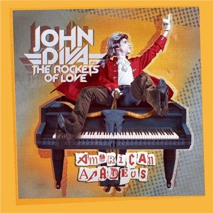 John Diva - American Amadeus (Digipack)