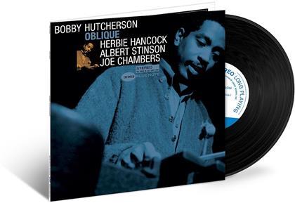 Bobby Hutcherson - Oblique (2020 Reissue, Blue Note, LP)