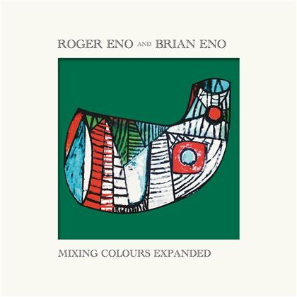 Brian Eno & Roger Eno - Mixing Colours (Expanded Edition, 2 CDs)
