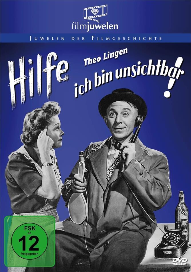 Hilfe, ich bin unsichtbar (1951) (Filmjuwelen)