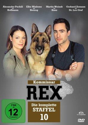 Kommissar Rex - Staffel 10