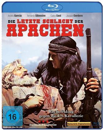 Die letzte Schlacht der Apachen (1978) (Restaurierte Fassung)