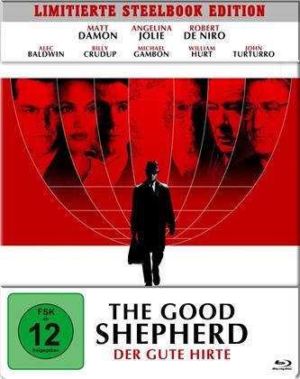 The Good Shepherd - Der gute Hirte (2006) (Limited Edition, Steelbook)