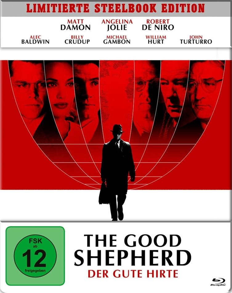 The Good Shepherd - Der gute Hirte (2006) (Limited Edition, Steelbook)