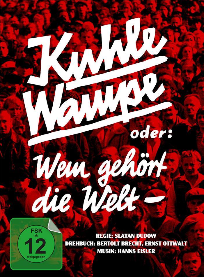 Kuhle Wampe oder: Wem gehört die Welt? (1932) (s/w, Limited Edition, Mediabook, Blu-ray + DVD)