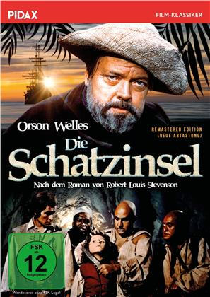 Die Schatzinsel (1972) (Pidax Film-Klassiker, Remastered)