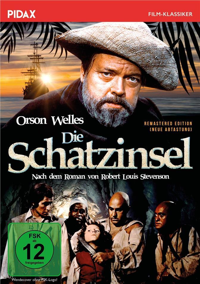 Die Schatzinsel (1972) (Pidax Film-Klassiker, Remastered)