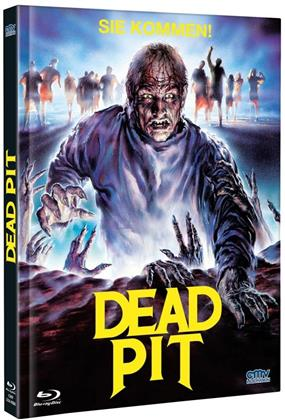 Dead Pit (1989) (Cover A, Limited Edition, Mediabook, Uncut, 2 Blu-rays)