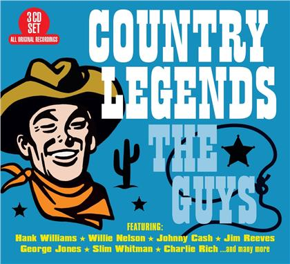 Country Legends - The Guys (3 CDs)