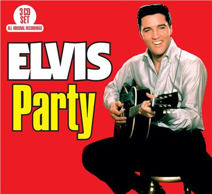 Elvis Presley - Party (2020 Reissue, Big 3, 3 CDs)
