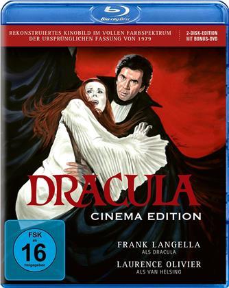 Dracula (1979) (Cinema Edition, Blu-ray + DVD)