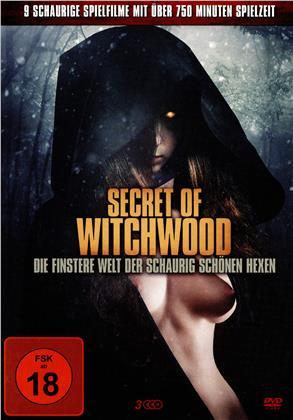 Secret of Witchwood - Die finstere Welt der schaurig schönen Hexen (3 DVDs)