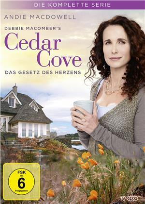 Cedar Cove - Das Gesetz des Herzens - Die komplette Serie - Staffeln 1-3 (10 DVDs)