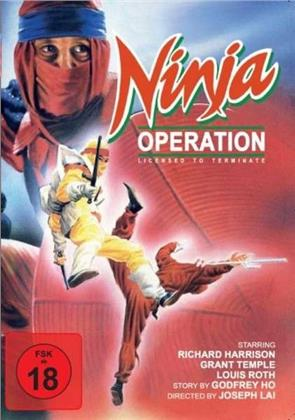 Ninja Operation - Licensed to terminate (1987)