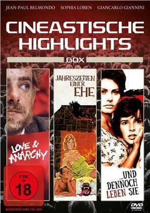Cineastische Highlights - Love & Anarchy / Jahreszeiten einer ehe / ...und dennoch leben sie