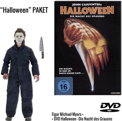 Halloween - Die Nacht des Grauens - + Michael Myers Figur (1978) (Limited Edition)