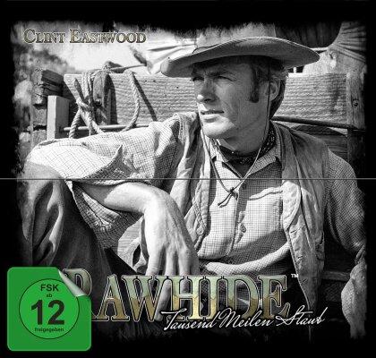Rawhide - Tausend Meilen Staub - Collector's Box (58 DVDs)
