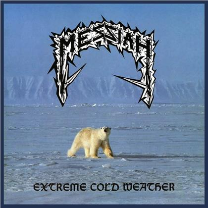 Messiah - Extreme Cold Weather (2020 Reissue, + Poster, White Vinyl, LP)