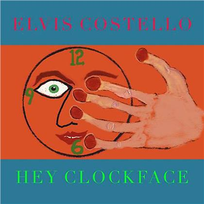 Elvis Costello - Hey Clockface (LP)