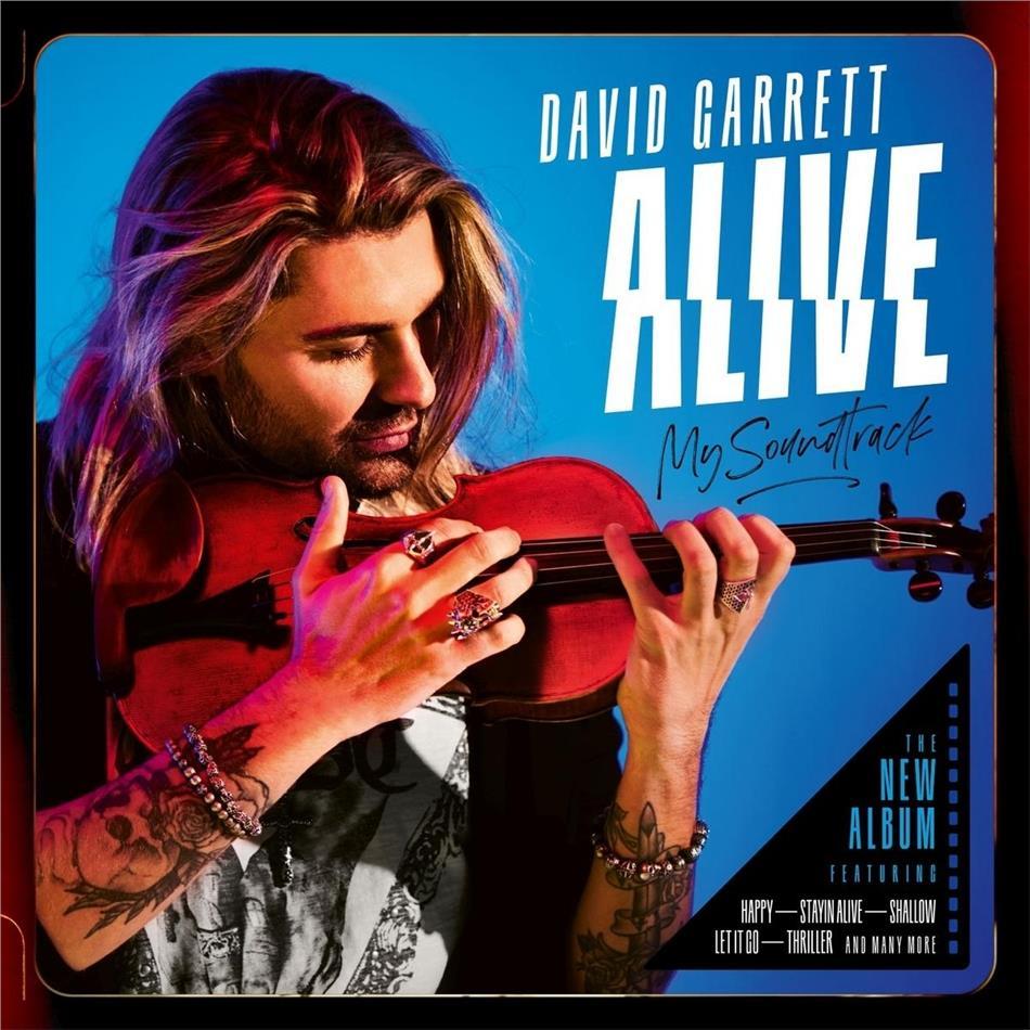 David Garrett - Alive - My Soundtrack (Deluxe Edition, 2 CDs)