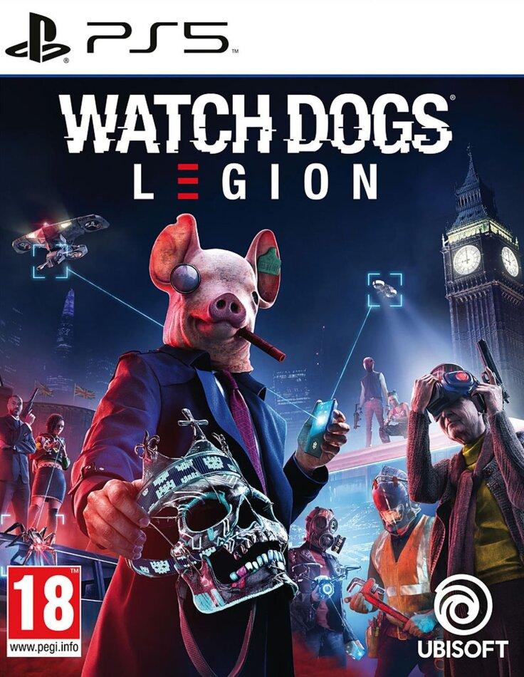 Watch Dogs Legion [PS5]