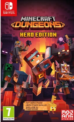 Minecraft Dungeons - Hero Edition