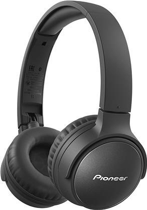 Pioneer SE-S6BN-B OnEar Wireless Headset - black