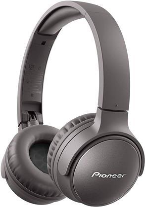 Pioneer SE-S6BN-H OnEar Wireless Headset - grey