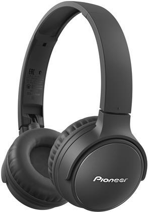 Pioneer SE-S3BT-B OnEar Wireless Headset - black