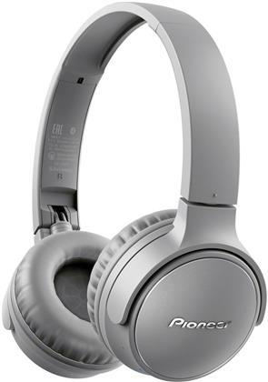 Pioneer SE-S3BT-H OnEar Wireless Headset - grey