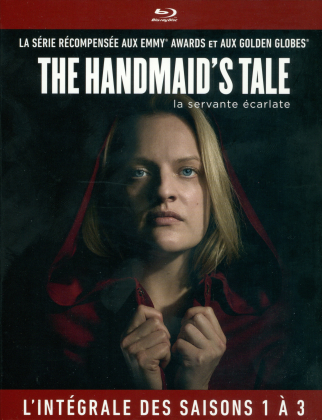 The Handmaid's Tale: La servante écarlate - Saisons 1-3 (11 Blu-rays)