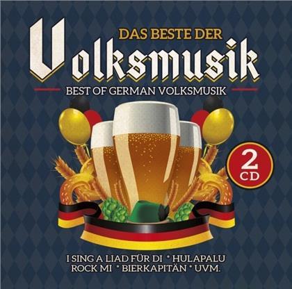 Das Beste Der Volksmusik (2 CDs)