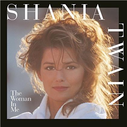 Shania Twain - The Woman In Me (Diamond Editions, 2020 Reissue, Deluxe Edition, 3 CDs)