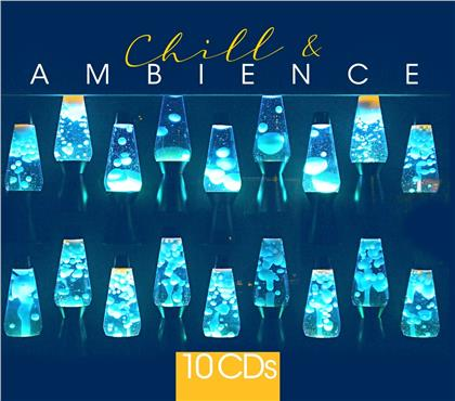 Chill & Ambience (10 CDs)