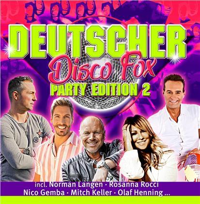 Deutscher Disco Fox: Party Edition 2 (2 CDs)