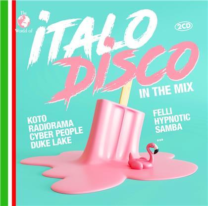 Italo Disco In The Mix (2 CDs)