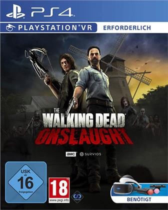 The Walking Dead Onslaught VR - Survivor Edition