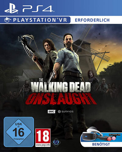 The Walking Dead Onslaught VR - Survivor Edition